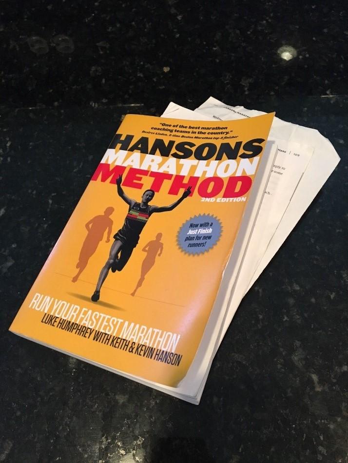 Perry Week 6 Training Hansons Marathon Method Book