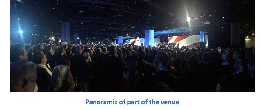 panoramic view inauguration