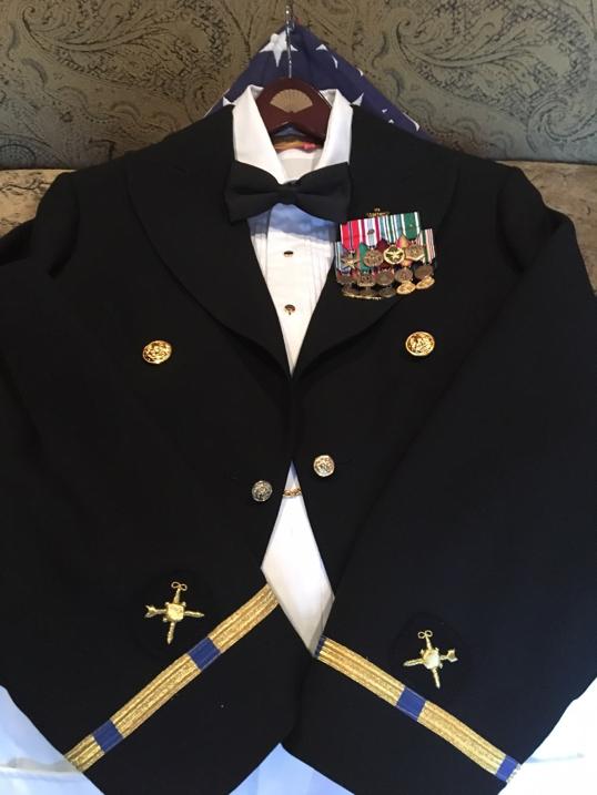 Uniform-Perry Sasnett