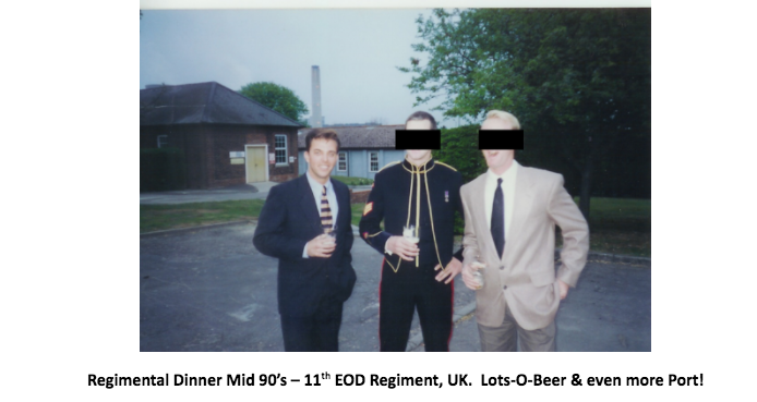 EOD Regiment UK