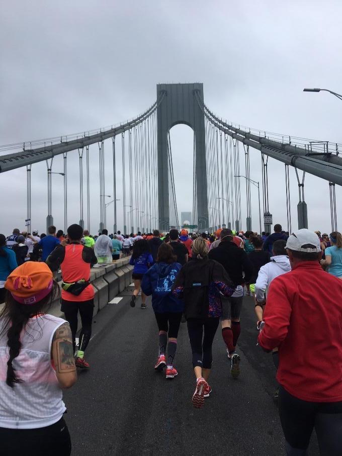 NYC Marathon Runners
