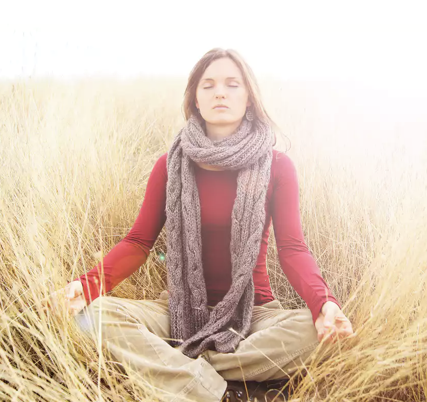 """Yoga and meditation as the foundation for a  """"trauma informed"""" approach to wellbeing"""
