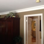 Crown Moulding Installation and Interior Painting