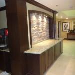 Commercial Custom Build Installation