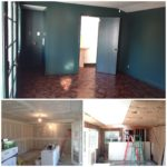 Complete Back House Remodeling Project