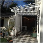 Pergola Build In And Painting