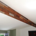 Vintage Wood Beam Cladding