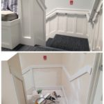 Remodeling Project – Paneling ,Handrail Installation and Painting