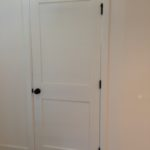 Interior Door Installation and Painting