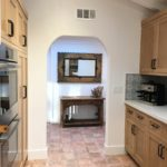 Kitchen Arched Opening