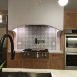 Custom Arched Range Hood Kitchen Remodel 2019