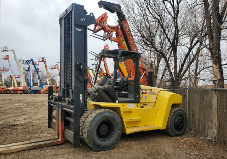 Hyster Lift