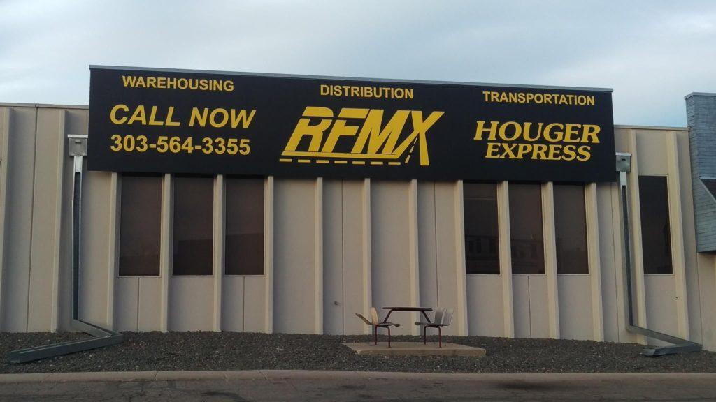 RFMX-Houger Express building