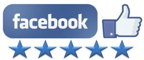 FIVE STAR ON FACEBOOK