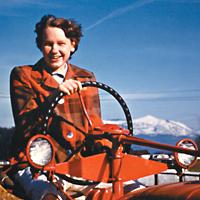 Jack's Mom c. 1950