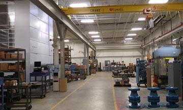 DFT Inc HQ Expansion