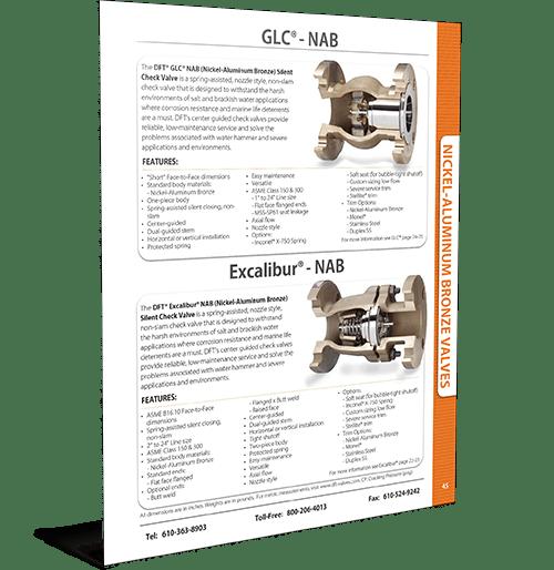 Excalibur® NAB (Nickel-Aluminum Bronze)