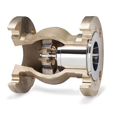 Nickel-Aluminum Bronze (NAB) Check Valves