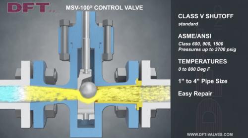 MSV-100 Class V Shutoff