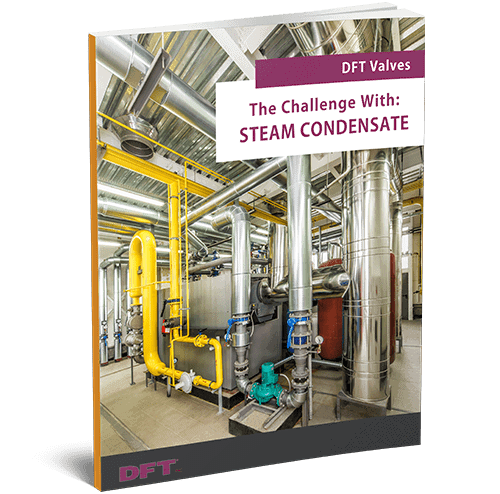 The Challenge with Steam Condensate
