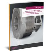 Vacuum Breaker Check Valves: Your Defense Against Pipe Collapse & Pressure Vessel Damage