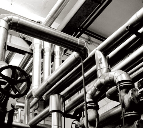 Valves in Industrial Piping Sytem