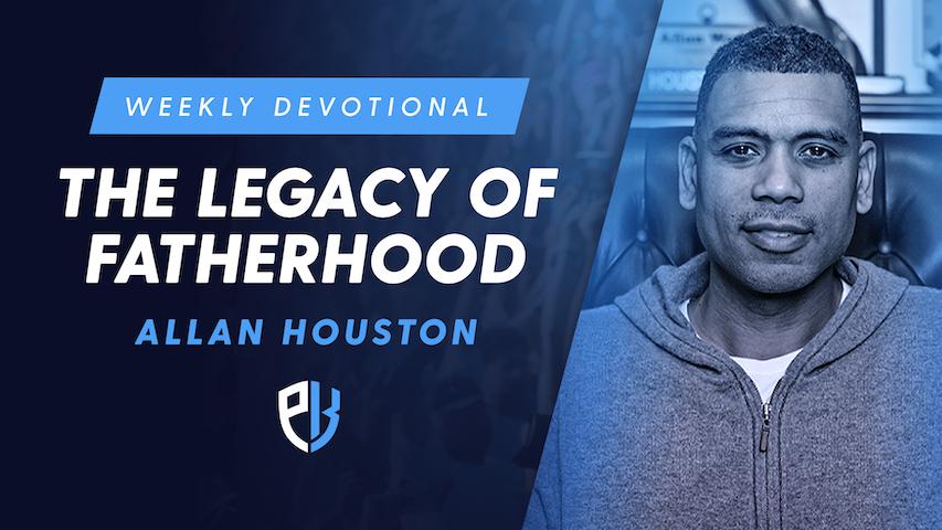 The Legacy of Fatherhood