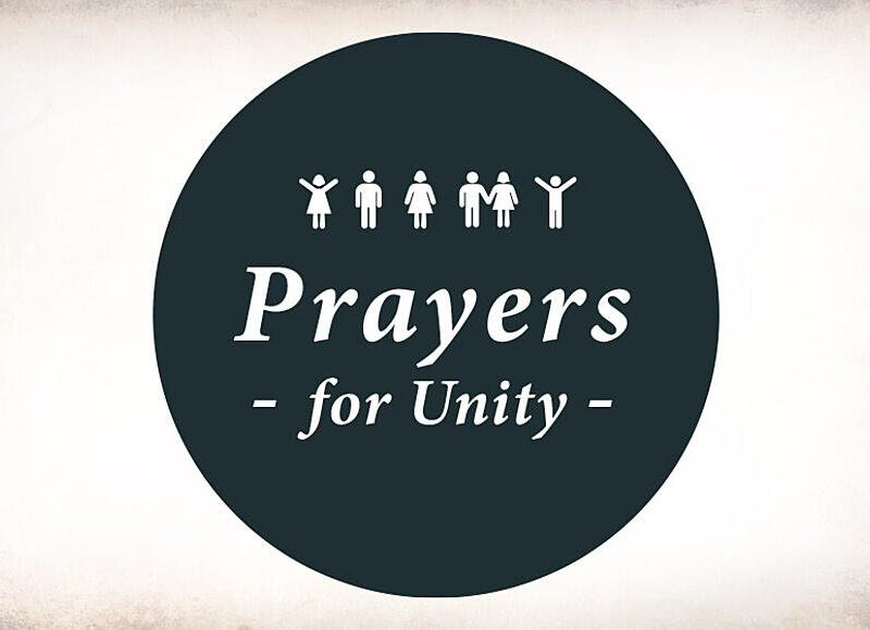 7 Day Prayer Guide for UNITY