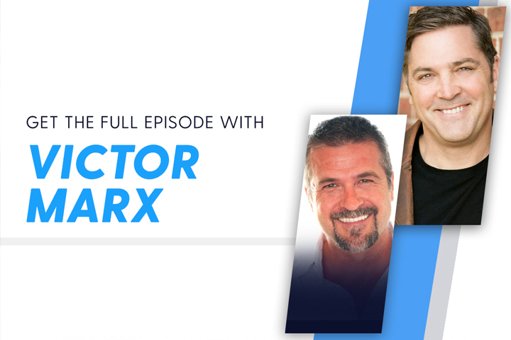 In 'On the Edge with Ken Harrison,' Victor Marx Discusses His Journey From Brokenness to Redemption