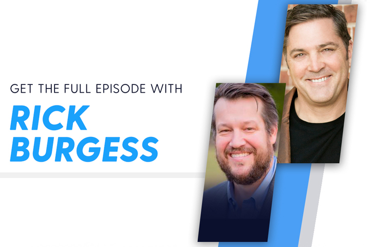 In 'On the Edge with Ken Harrison,' Rick Burgess Discusses How He Found Strength in God on His Darkest Day