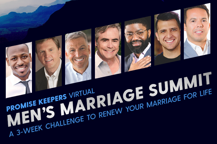 Promise Keepers Announces First-Ever Men's Marriage Summit