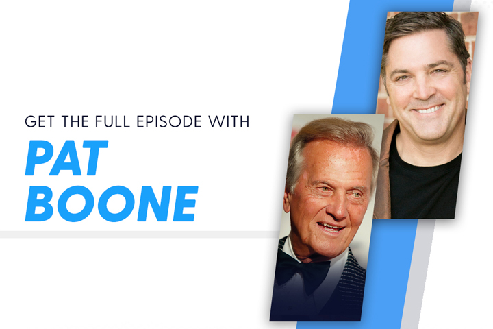In 'On the Edge with Ken Harrison,' Legendary Singer and Actor Pat Boone Shares His Take on the Shocking and Scandalous Performances at the 2021 Grammys