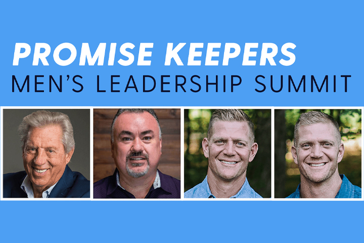 Promise Keepers to Host Men's Leadership Summit This Father's Day Weekend with World-Renowned Speakers