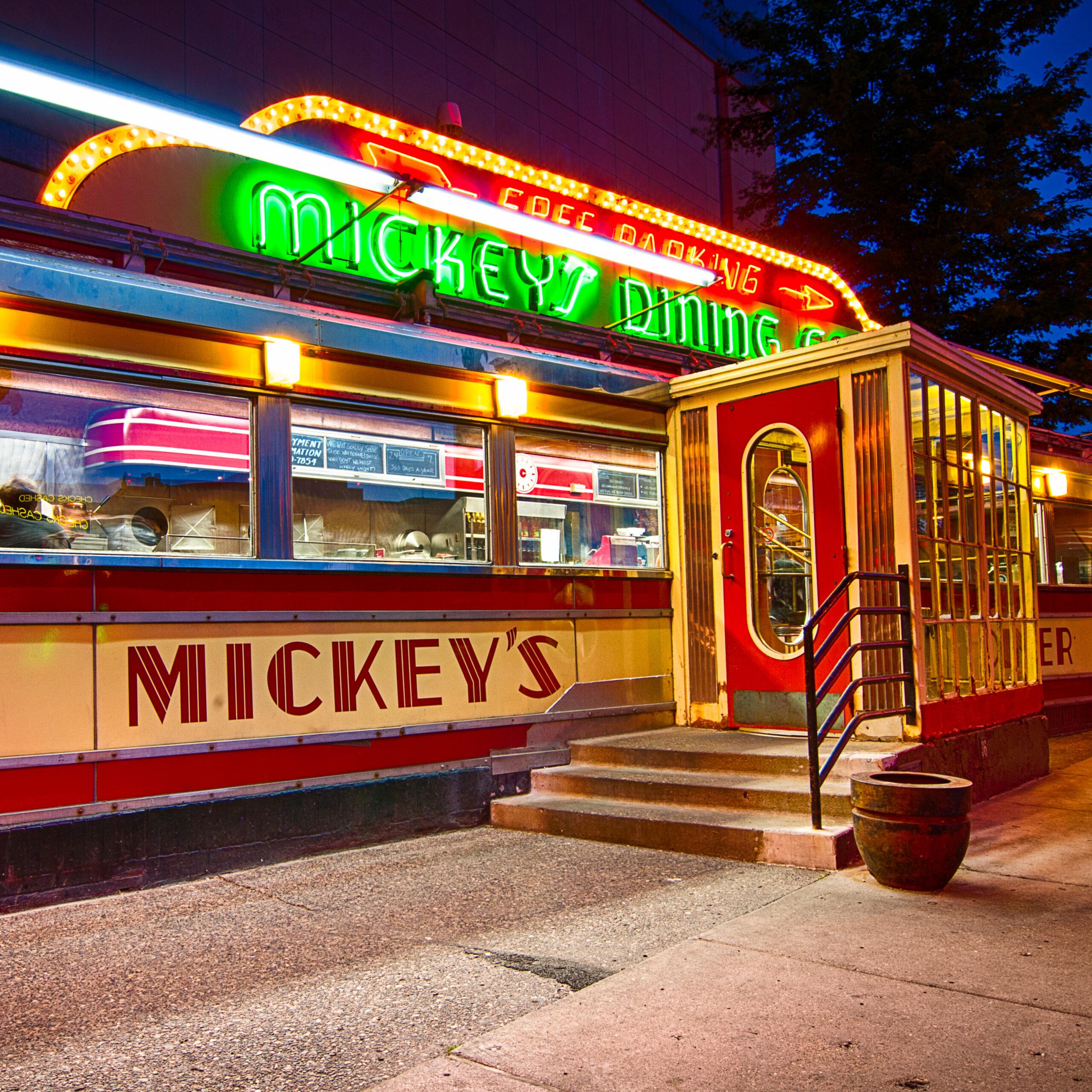 Mickey's Dinner, St. Paul, MN
