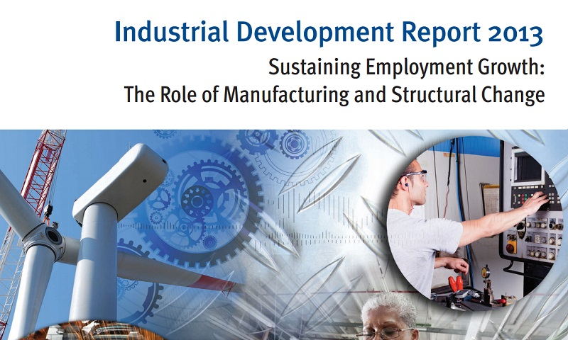 Sustaining Employment Growth: The Role of Manufacturing and Structural Change