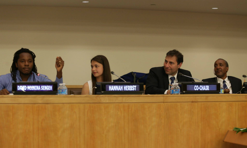 Youth innovations in science and technology to achieve the Sustainable Development Goals