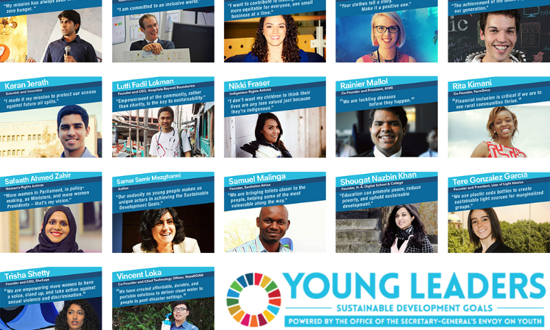 Young Leaders for Sustainable Development