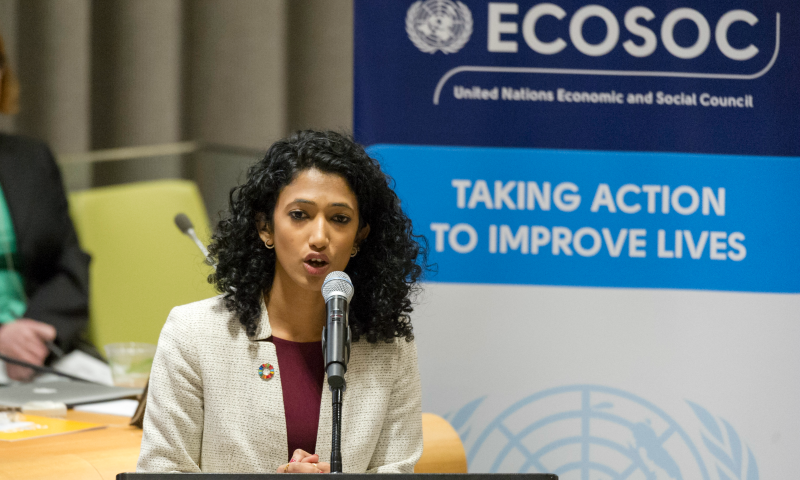 Young Policy Makers Come to New York to Tackle 2030 Agenda