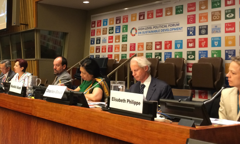COPAC shares with UN how cooperatives drive inclusive development