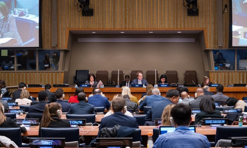 Report on Side Events: Key Messages and Recommendations for Social Development