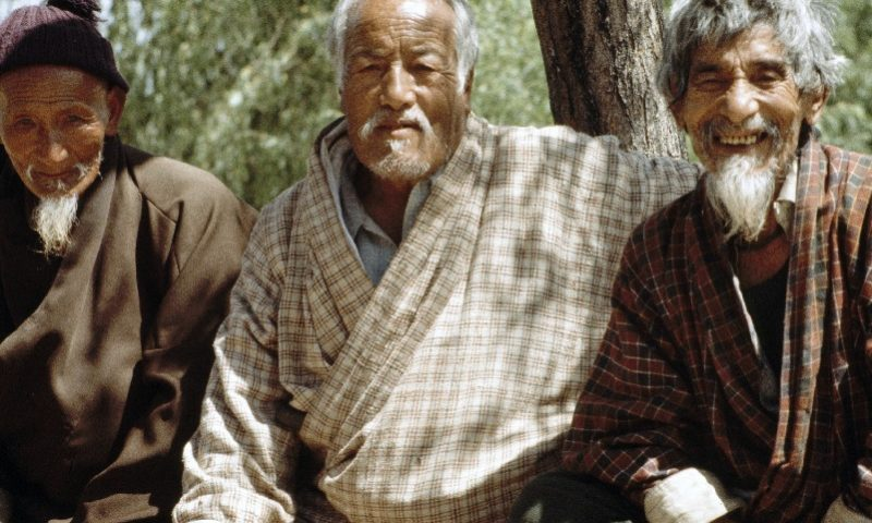 Addressing the Challenges of Population Ageing in Asia and the Pacific
