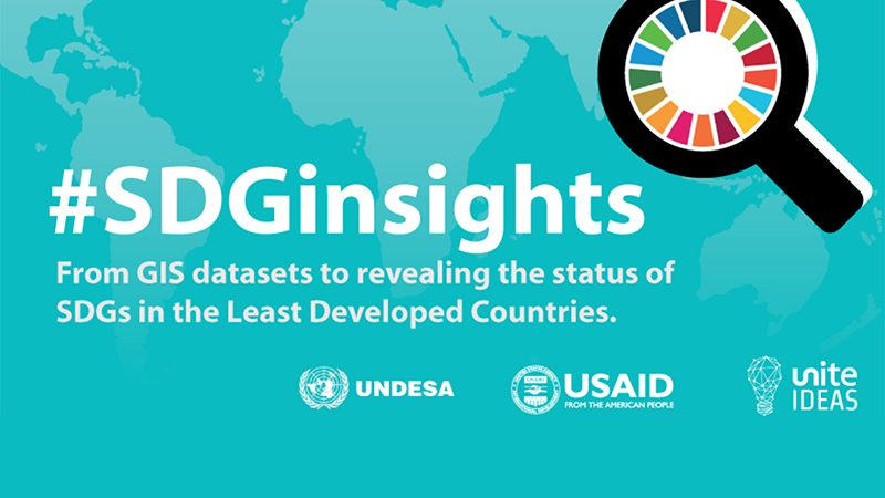 Join challenge to help visualize the Sustainable Development Goals!