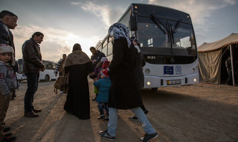 International Migration Movements on the Rise