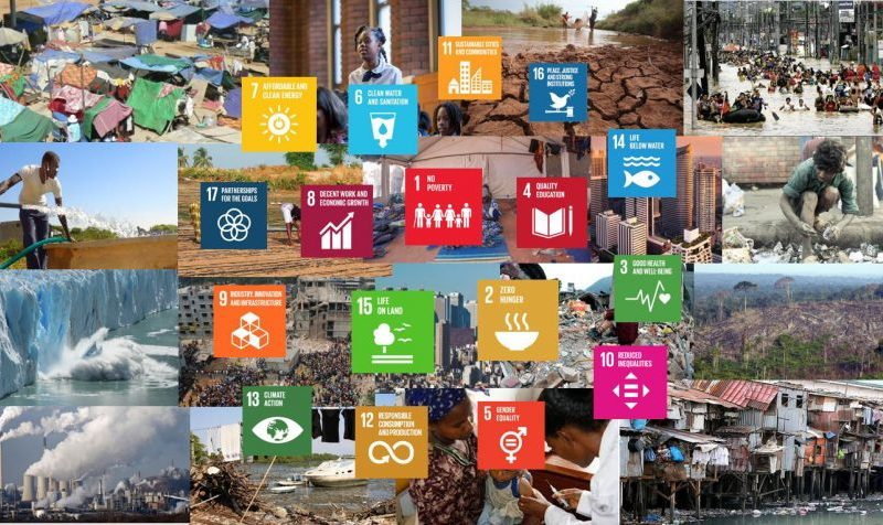 A Look Back at The Year 2017 in Sustainable Development