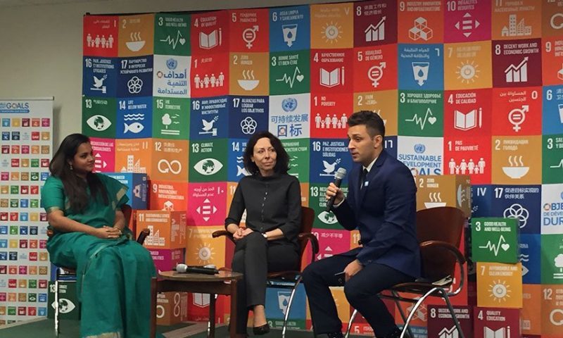 """Don't be afraid to speak up"" – Interview with UN Youth Envoy"