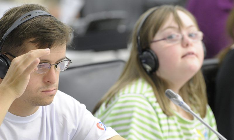 People with Down syndrome can drive positive changes in their workplaces