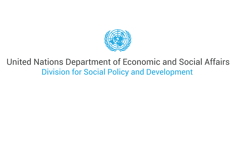 UNDESA-DSPD Newsletter, May 2018