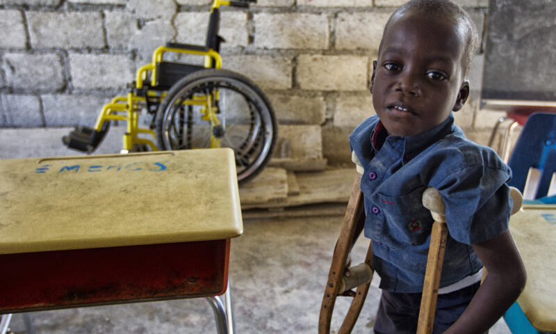 Girls, boys and adolescents with disabilities should always be well treated