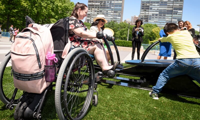 Persons with Disabilities and Addressing Inequalities in our Cities and Communities