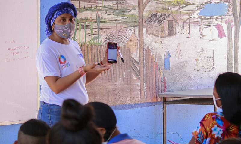First Person: The Colombian youth fighting for digital education for all
